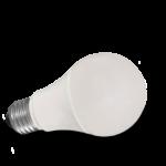 Primer plano de la Bombilla LED Standard 9W y 15 W