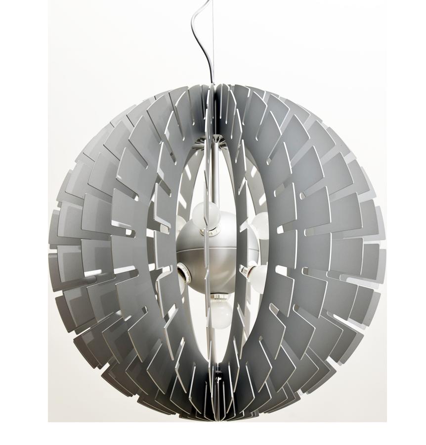 BLux presenta la lámpara colgante Helios Aluminium
