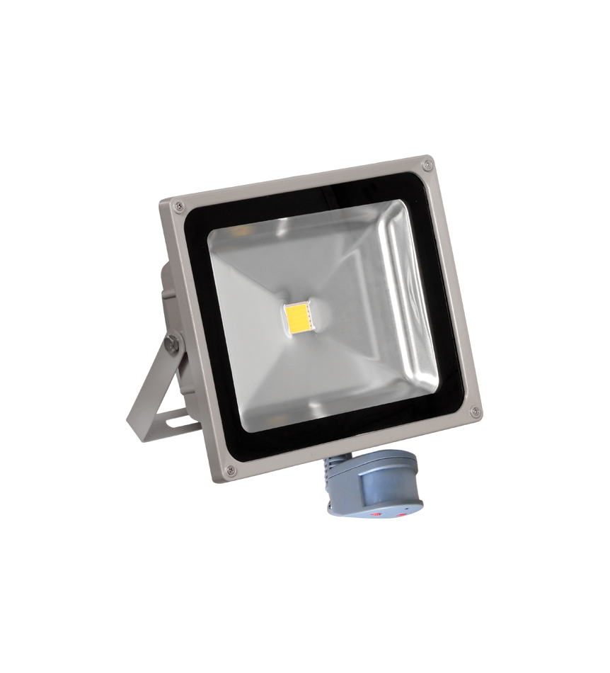 Proyector Led Ext.50W sensor