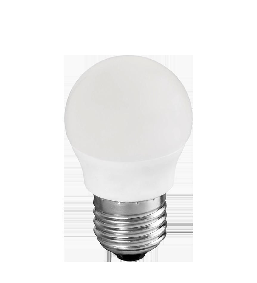 Diferentes potencias para la esférica LED E27