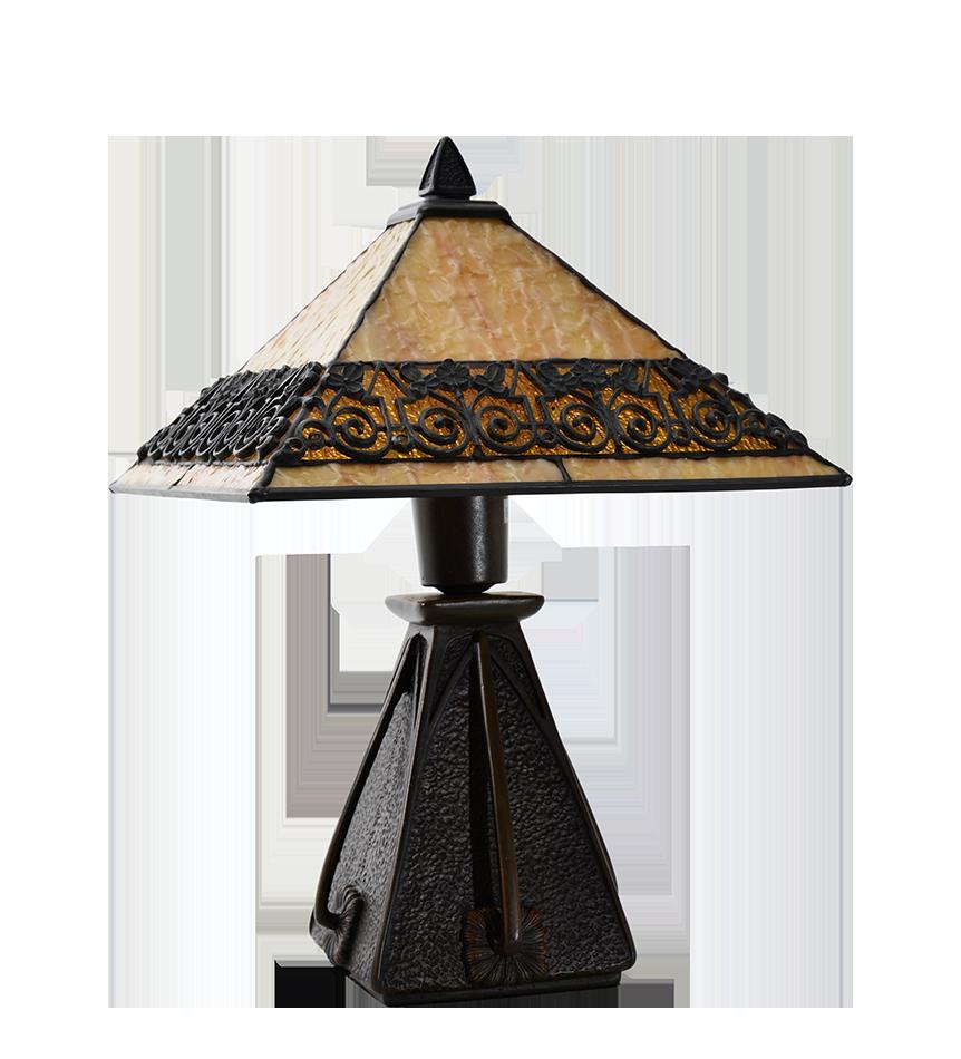 Roy, una lámpara de sobremesa de Interiors 1900
