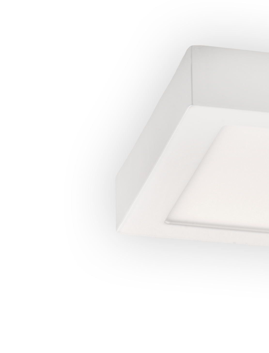 Led Square 20w en detalle