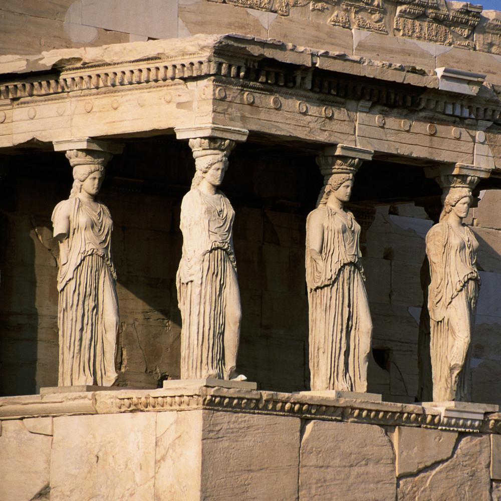 El Partenón como elemento inspirador de las lámparas