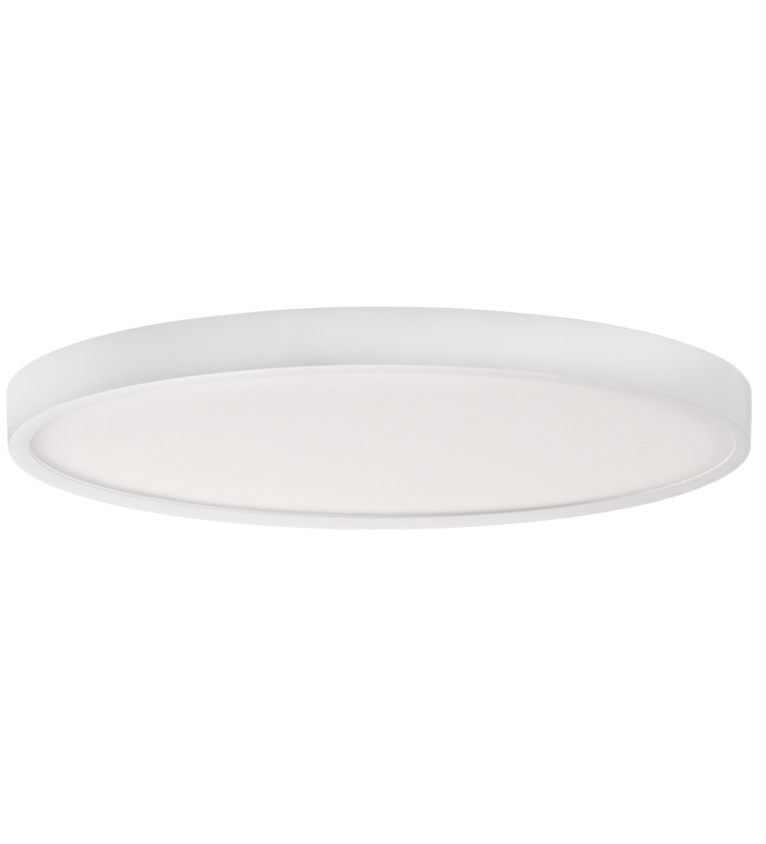Led Round blanco 56W