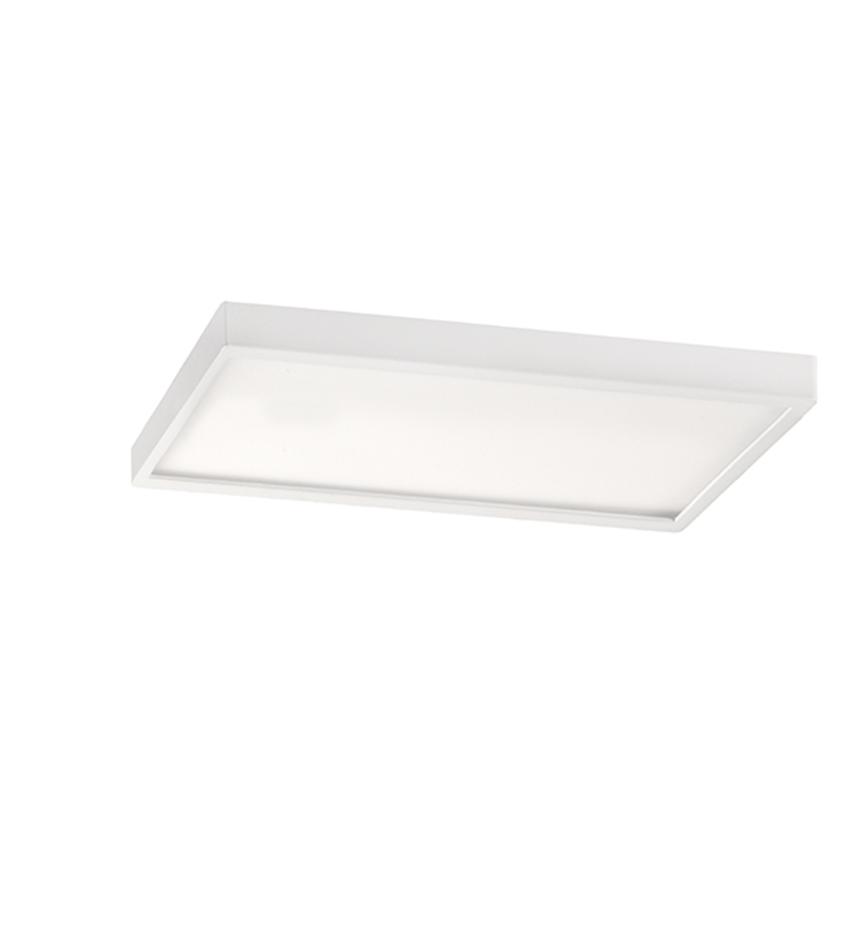 Plafón Led rectangular 36W