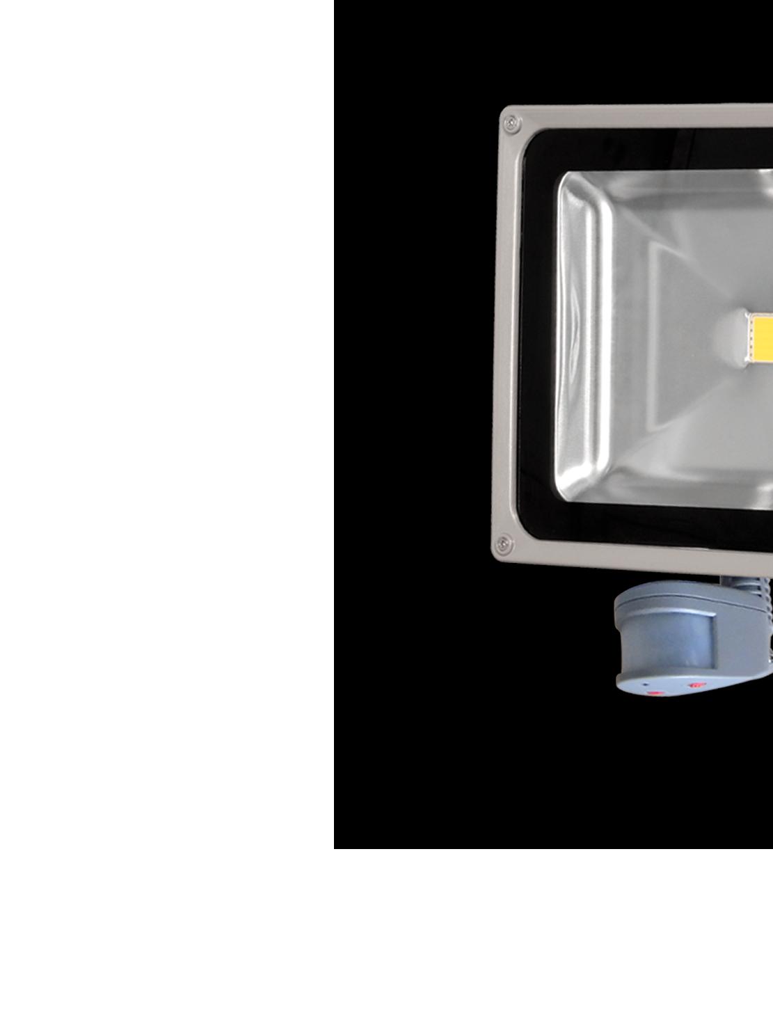 Proyector Led Ext.30W sensor en detalle