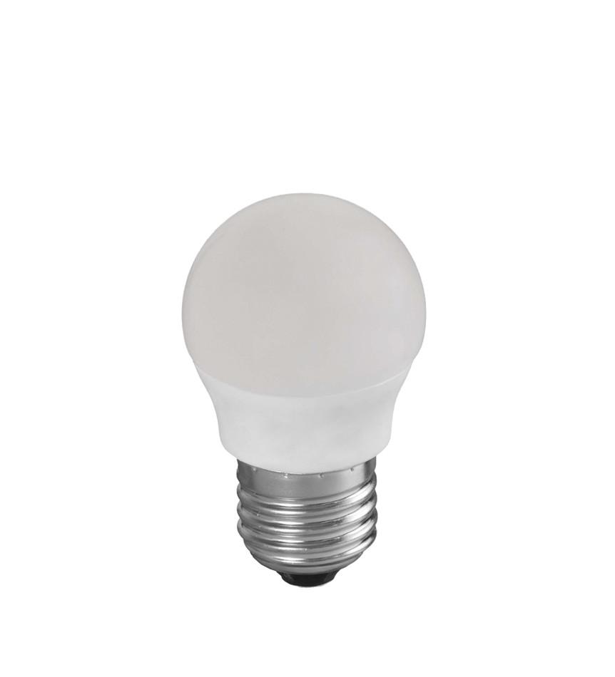 Bombilla esférica LED E27 Versión dimmable