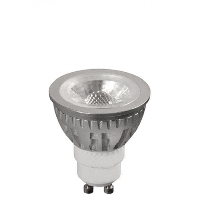 Dicroica Led Cob 1x6W GU10 dimmable